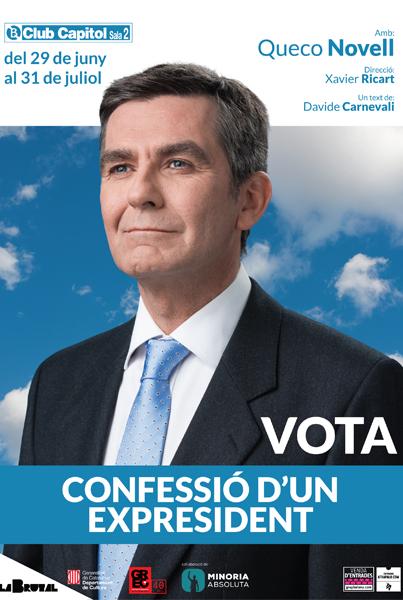 CONFESSIÓ D'UN EXPRESIDENT