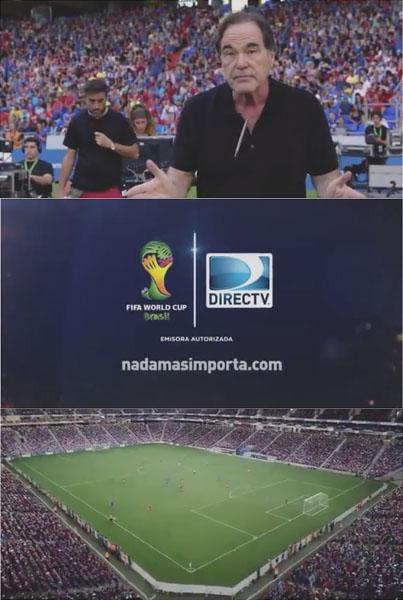DIRECT TV MUNDIAL